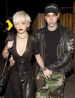 Rita Ora and Ricki Hillfiger