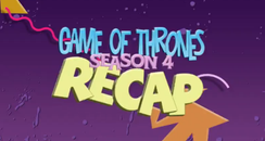Game Of Thrones Saved By The Bell
