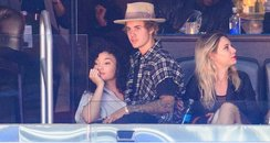 Justin Bieber and new girlfriend