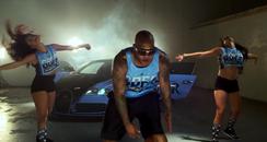 Flo Rida GDFR video still