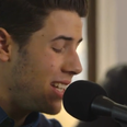 Nick Jonas Chains Live Session