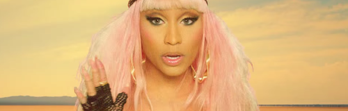 Nicki Minaj Hey Mama Video