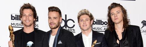 One Direction Billboard Music Awards 2015 Winner