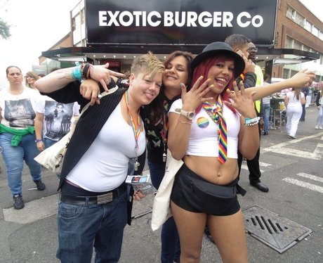 Loving Birmingham Pride This Weekend!