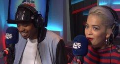 Charles Hamilton & Rita Ora on Capital