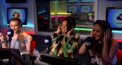 Little Mix Sing On Capital