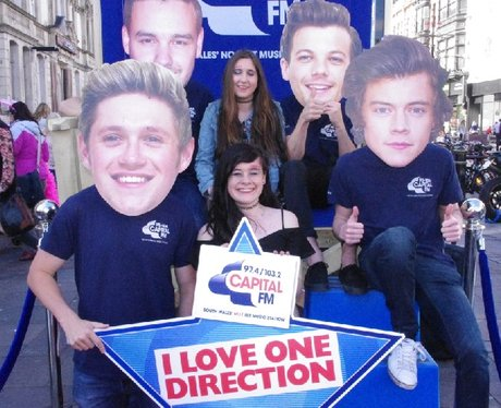 Papp'd @ One Direction Part Three