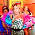 Bitch I'm Madonna video still