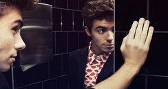Nathan Sykes Schön Magazine Photoshoot