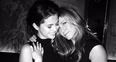 Selena Gomez Jennifer Aniston Instagram