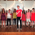 a cappella Kelly Clarkson cover
