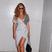Image 6: Beyonce Stripey Dress