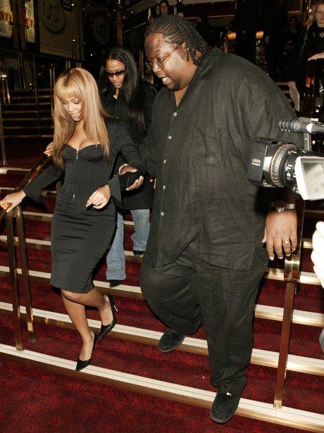 Beyonce Bodyguard