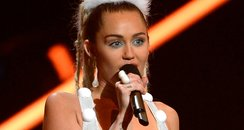 Miley Cyrus hosts the 2015 MTV VMAs