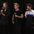 One Direction Exclusive Interview