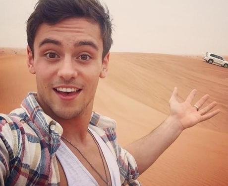 Tom Daley Sexiest Pics: 40 Pics That Prove He's The HOTTEST Star Right Now | Capital FM - tom-daley-2015-instagram-1443699163-view-0