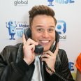 Olly Murs Global's Make Some Noise 2015