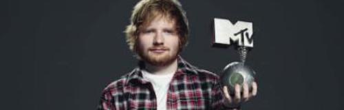 MTV EMAs 2015 Ed Sheeran Promo