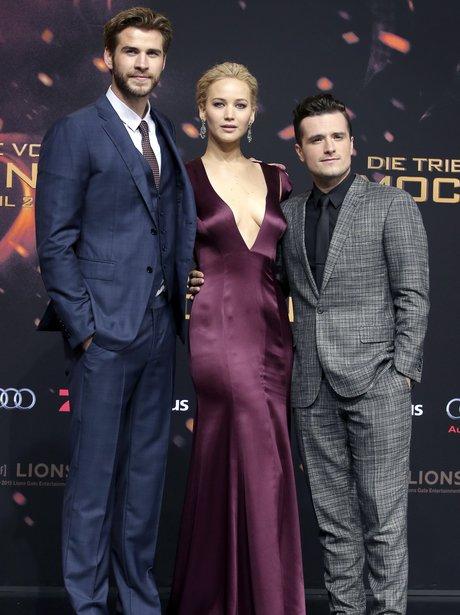 Hunger Games - Mockingjay Part II World Premiere