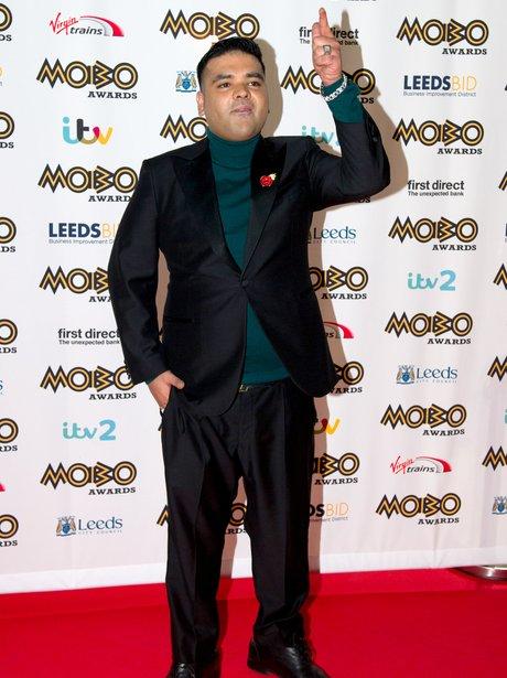 Naughty Boy MOBO Awards 2015