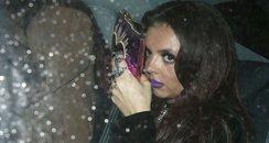 Jesy Nelson of Little Mix in tears
