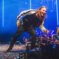 David Guetta Performance Audience