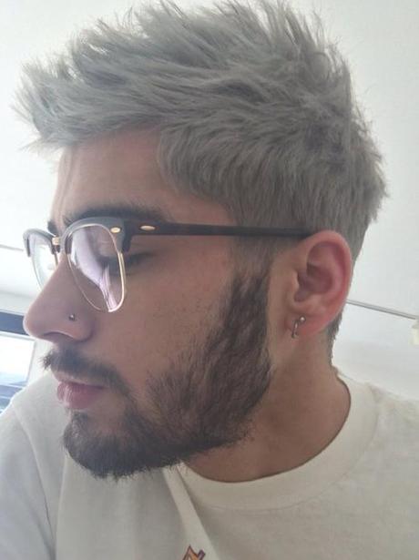 Zayn Malik Nose Piercing Twitter