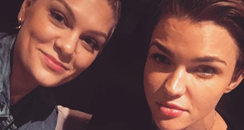 Jessie J and Ruby Rose instagram