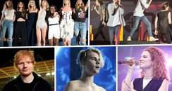Capital Loves 2015 - Best Live Event nominees