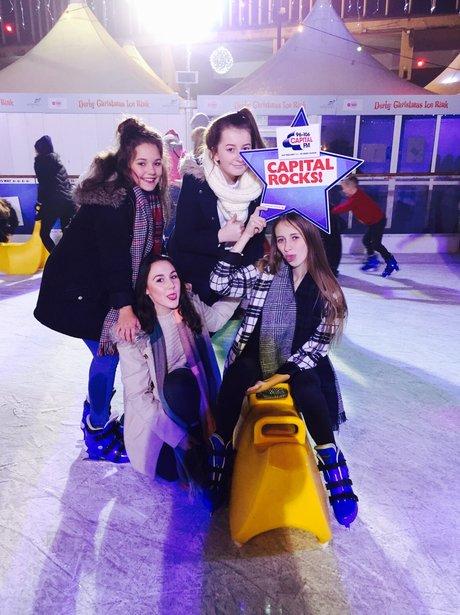 Capital Skate Party