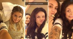 Little Mix Snapchat Still
