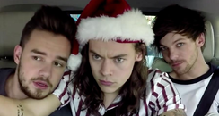 One Direction Christmas Carpool Karaoke