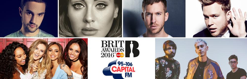 BRIT Awards Nominees