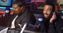 Craig David and Big Narstie Instaoke