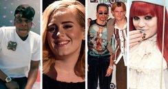 Adele, Jay-Z, Backstreet Boys, Jessie J Mash-Up