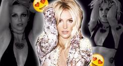Britney Spears New Promo Vids