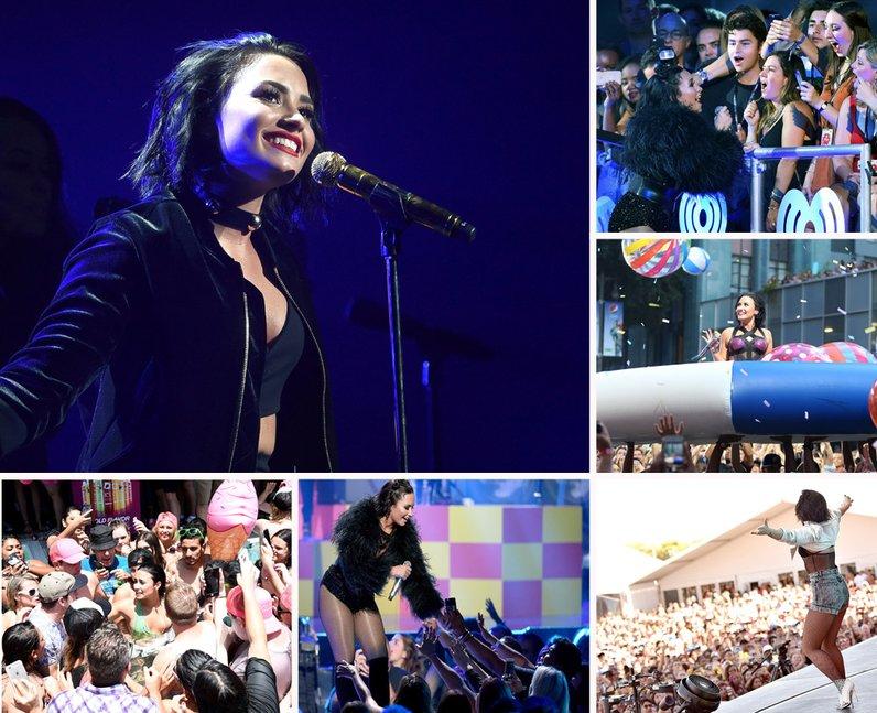 Demi Lovato Fan Gallery