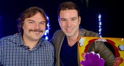 Celebrity Pie Face With... Jack Black