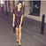 Image 1: Danielle Peazer looks flawless for Zoolander 2 pre