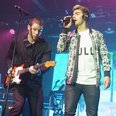 Joe Jonas & Nick Jonas Performing Together