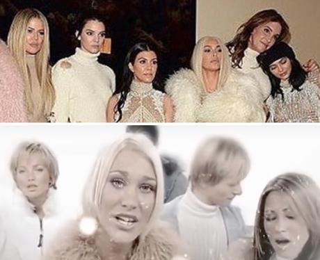Kardashians Vs. S Club 7