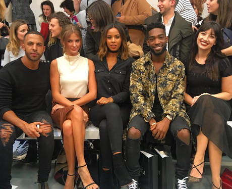 Tinie Tempah, Rochelle & Marvin Humes, Millie Mack