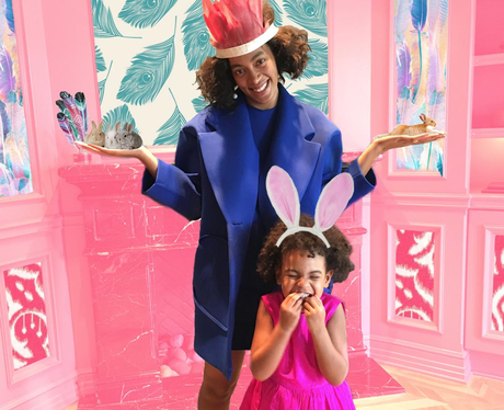 Easter comes early for Blue Ivy and Beyonce