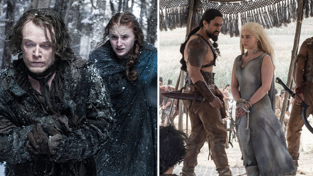 Game Of Thrones Season Six: MUST-SEE Pics From The Show EVERYONE Is Talking About