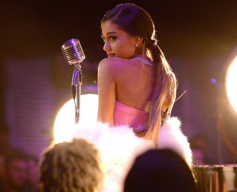 Ariana Grandes new boyfriend revealed