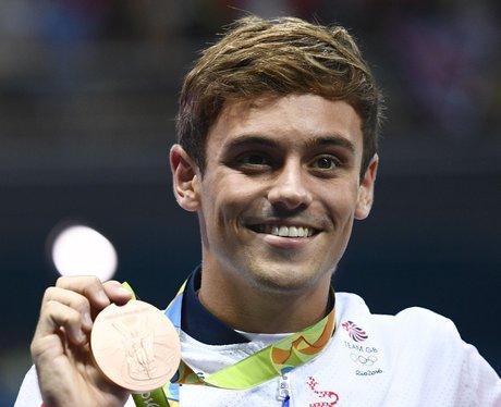 Tom Daley Olympics Dan Goodfellow 2016 Medals