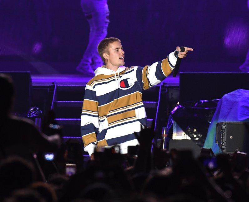 Justin Bieber Live At V Festival 2016