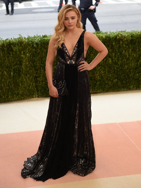 Chloe Grace Moretz The Met Gala 2016