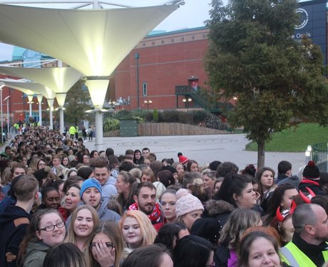Meadowhall Christmas Live 2016