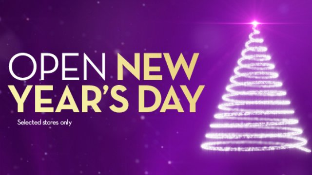 What's open and closed New Year's Day and Jan. 2 : Winnipeg